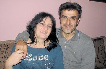 Stanomirka i Goran Španjević