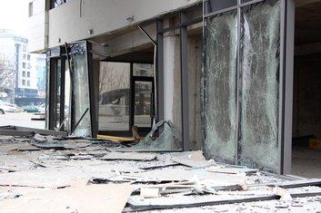 Podgorica eksplozija