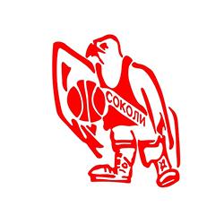 Karpoš sokoli logo