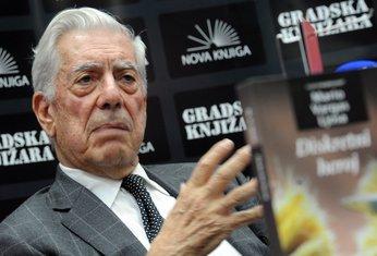 Mario Vargas Ljosa, Podgorica