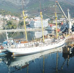 jedrenjak Jadran