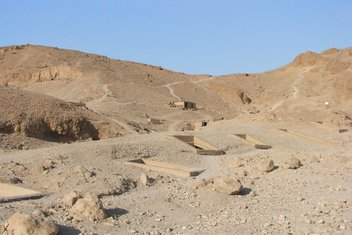 grobnica, Egipat