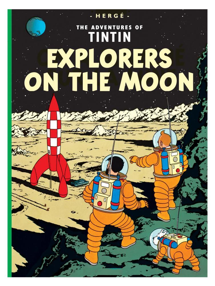 Avantura Tintina