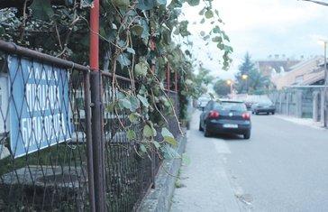 Ulica Miodraga Bulatovića