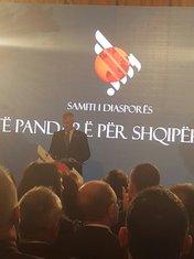 samit dijaspore u Tirani