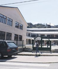 Škola Lovćenski partizanski odred, Cetinje (Novina)