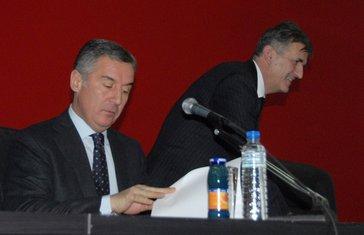 Milo Đukanović, Svetozar Marović