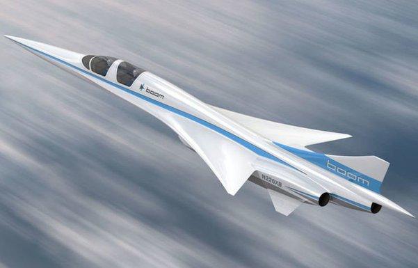 Baby Boom, avion