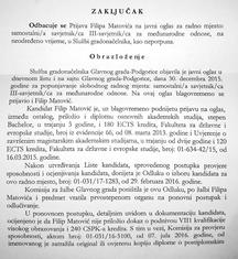 Žalba Bolonja