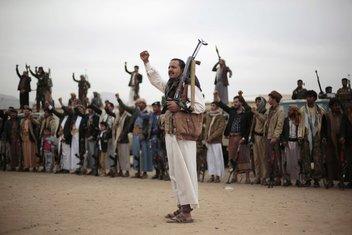 borbe, Jemen