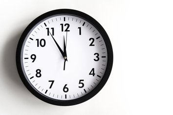 Sat, satovi, vrijeme