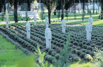 groblje njemačkih vojnika
