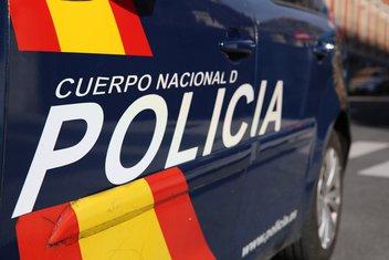 Španija, policija