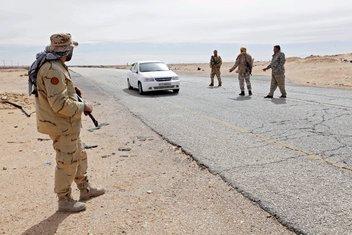 Islamska država, Libija