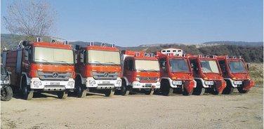 vatrogasna kola, Pljevlja