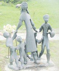 spomenik u Pivi (art)