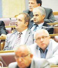 Albanske stranke
