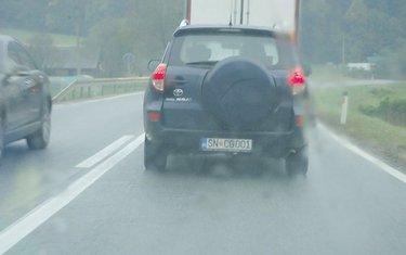 službeno auto, Mijomir Vujačić
