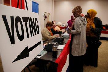 SAD, glasanje