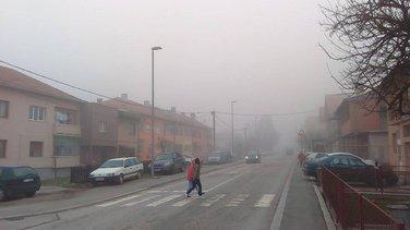 Pljavlja, vazduh, zagađenje
