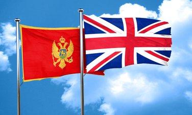 Crna Gora, Velika Britanija
