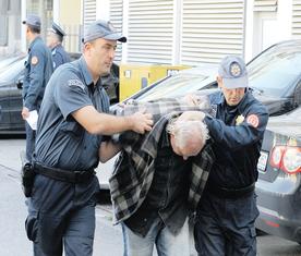 Hapšenje terorista