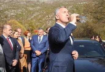 Milo Đukanović Markovina