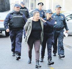 hapšenje srpskih državljana