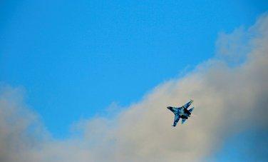 Ukrajina, borbeni avion