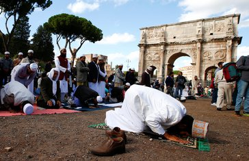 Muslimani Rim