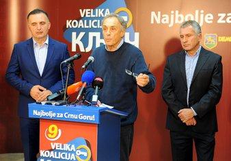 Miodrag Lekić, Srđan Milić, Žarko Rakčević, Ključ