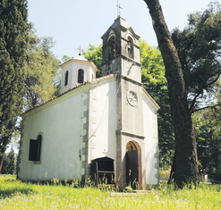 Crkva na Kruševcu