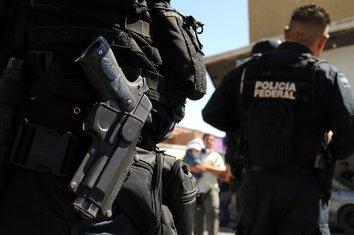 policija, Meksiko