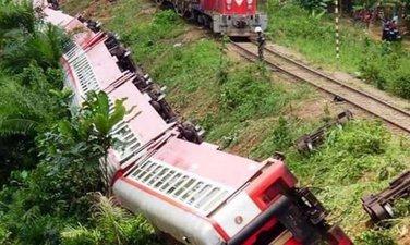 željeznička nesreća Kamerun