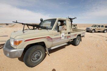Libija vojska