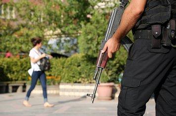 Turska, policija