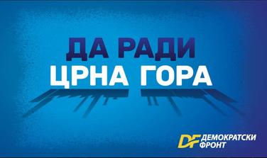 DF, Da radi Crna Gora