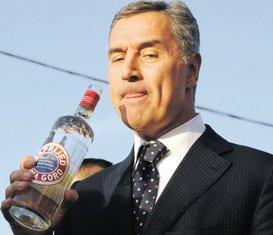 Milo Đukanović (Novine)