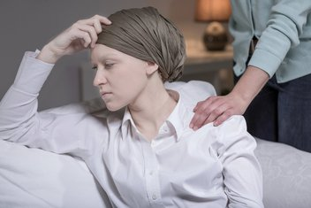 žena, kancer