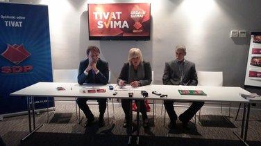 SDP Tivat
