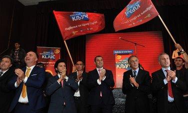 Koalicija Ključ Berane