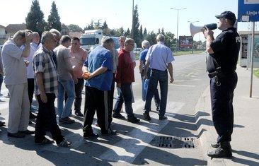 KAP penzioneri protest Zlatica