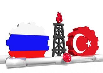 Rusija Turska Turski tok