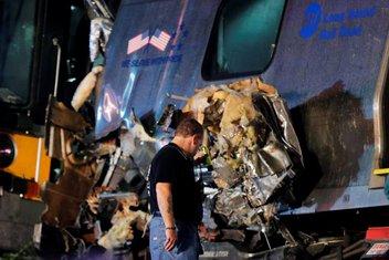 Njujork voz nesreća