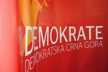 Demokrate, Demokratska Crna Gora