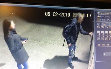 Snimak sa video nadzora