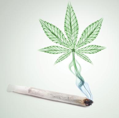 Marihuana, trava, pušenje