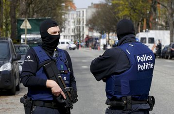 Brisel, policija