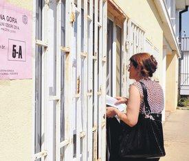 Biračko mjesto Tološi, glasanje