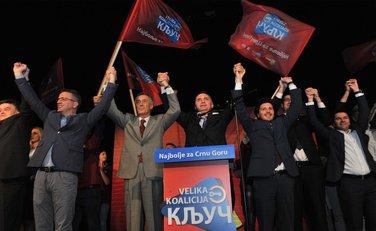 Koalicija Ključ, Andrijevica